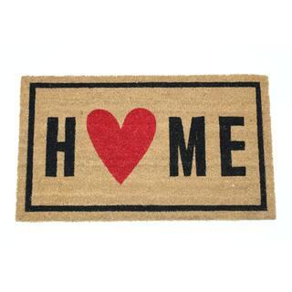Home Heart Coir Door Mat (17 x 29 inches)|https://ak1.ostkcdn.com/images/products/14655199/P21192482.jpg?impolicy=medium