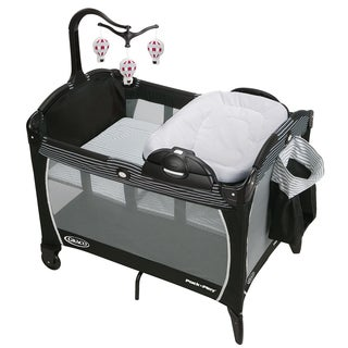 Graco Studio Pack 'n Play Playard Portable Napper & Changer