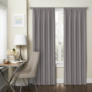 Eclipse Wallace Window Curtain Panel Pair