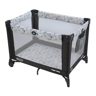 Graco Carnival Pack 'n Play Playard with Automatic Folding Feet