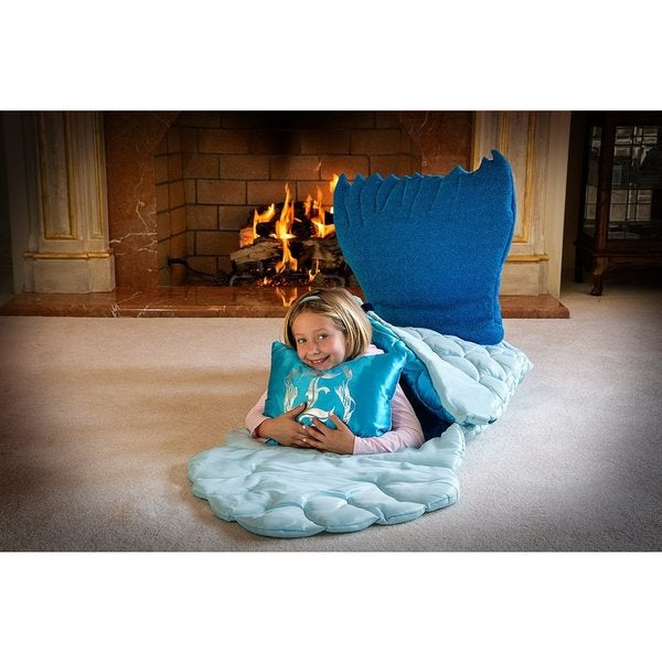 Enchantails Lucienne Mermaid Slumber Bag Set