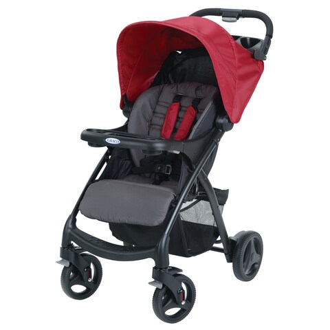 Graco Chili Red Verb Stroller Click Connect