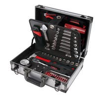 96-Piece Deluxe General Tool Kit in Aluminum Case