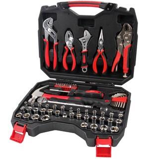 80-Piece Mechanics Tool Kit