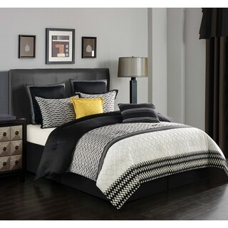 Gigi 8-piece Comforter Set by Nanshing America