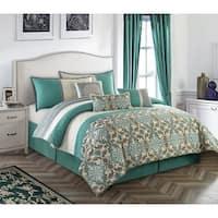 Nanshing Reina 7 Piece Comforter Set by Nanshing