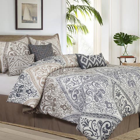 Gianna 7-piece Comforter Set by Nanshing