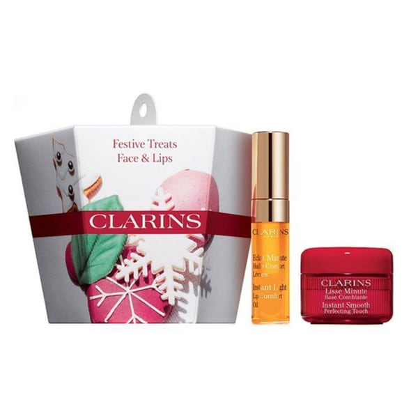 Clarins Festive Treats Face and Lips 2-piece Set