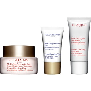 Clarins 40+ My Anti-Wrinkle Firming Essentials 3-piece Set