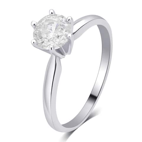 8e0a3df942 Buy Size 8 Diamond Rings Online at Overstock   Our Best Rings Deals