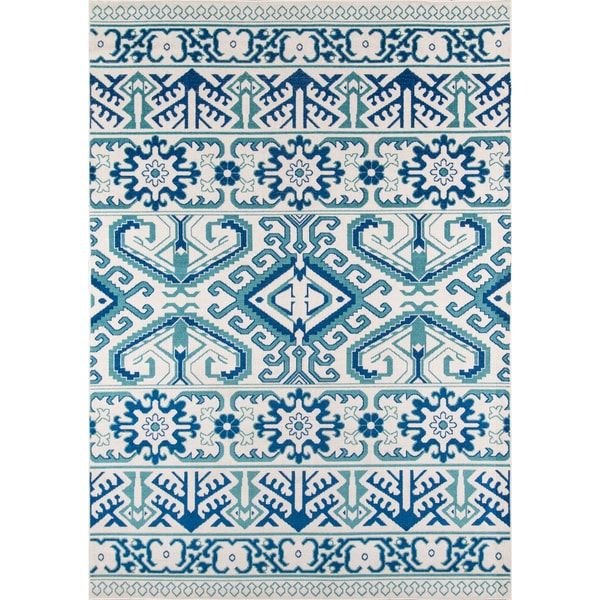 Shop Momeni Dakota Indoor Outdoor Rug 3 3 X 5 Free Shipping