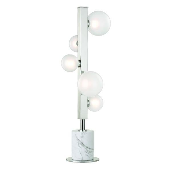 Hudson Valley Lighting Mini Hinsdale: Shop Hudson Valley Mini Hinsdale 5-light LED Polished