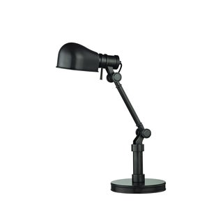 Hudson Valley Laconia 1-light Old Bronze Table Lamp