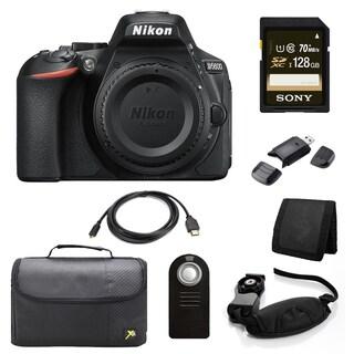 Nikon D5600 DSLR Body Bundle