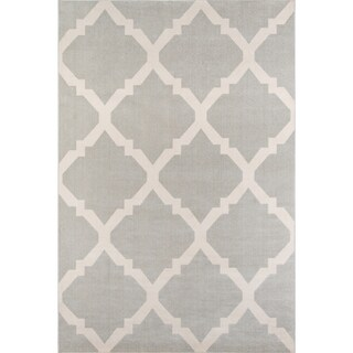 Mojave Balfour Grey Indoor/Outdoor Rug (8'6 x 11'6)