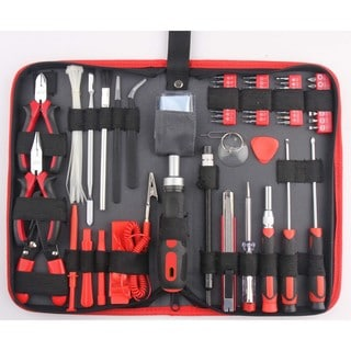 79 Piece Phone and Computer Repair & Maintenance Tool Kit