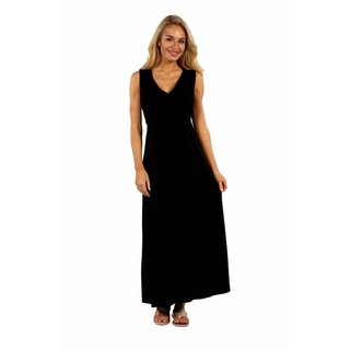 24/7 Comfort Apparel Island Fire Maxi Dress (2 options available)