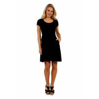 24/7 Comfort Apparel Spring Fling Dress|https://ak1.ostkcdn.com/images/products/14659873/P21196592.jpg?impolicy=medium