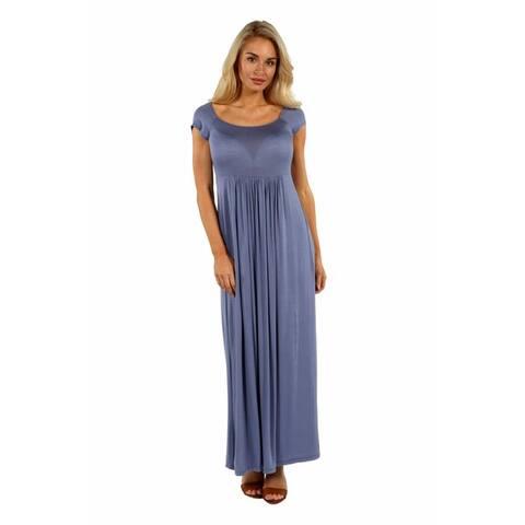 24/7 Comfort Apparel Cool Drink of Water Dress