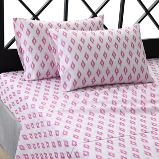 Ryder Diamond Printed Sheet Set