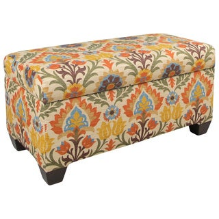 Skyline Furniture Santa Maria Storage Bench (2 options available)