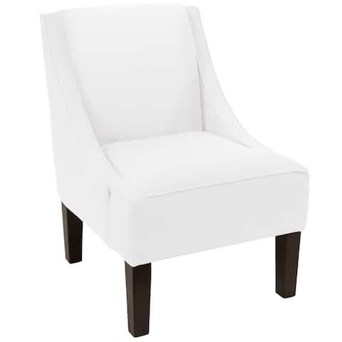Skyline Furniture Custom Accent Chair In Twill