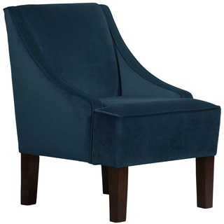 Skyline Furniture Custom Accent Chair in Micro-suede