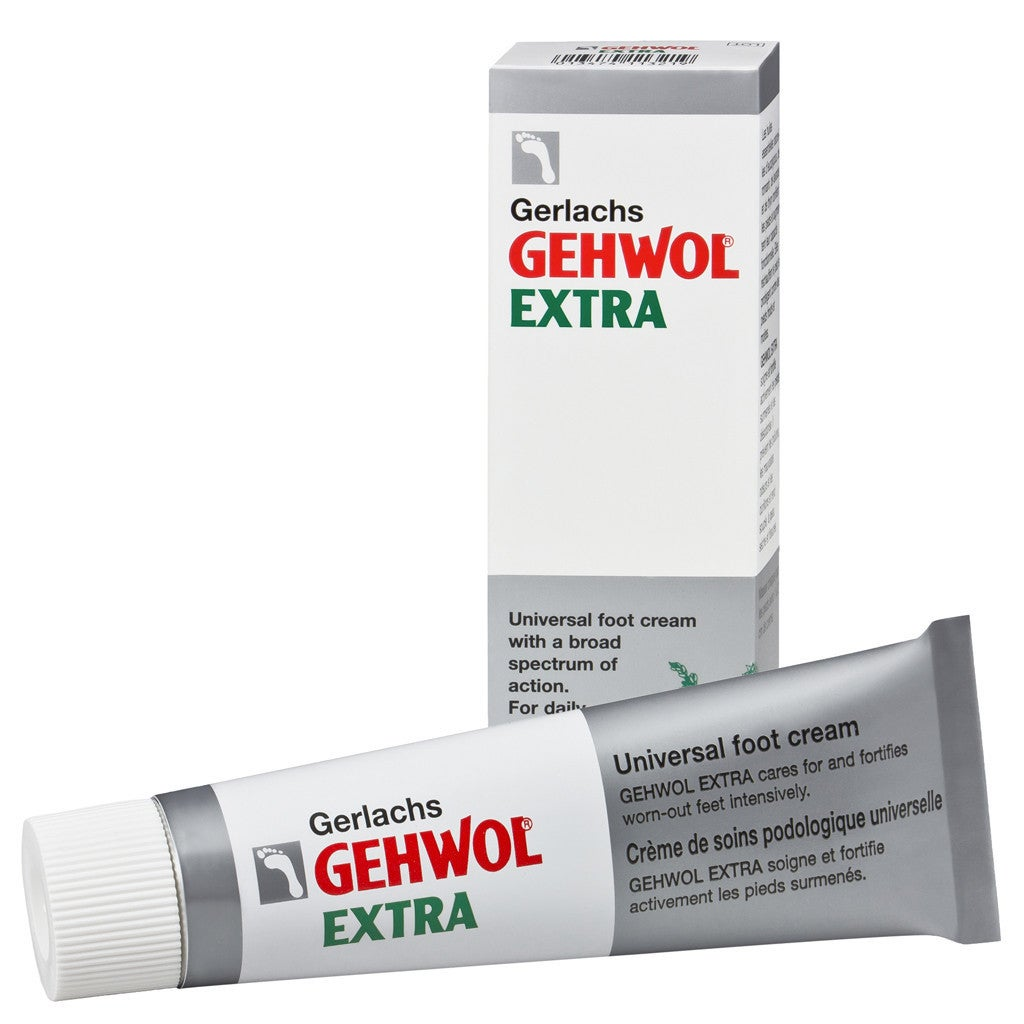 Gehwol 2.6-ounce Foot Cream (Ivory) Extra