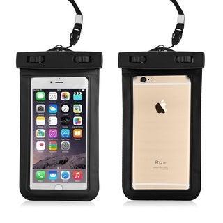 High Quality Top Rated Water Resistance, Transparent Dust-proof, Rain&snow-proof, Scratch-proof Cell Phone Dry Bag, Pouch,