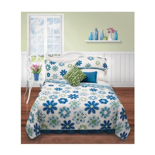 Hayley Printed 3-piece Quilt Set
