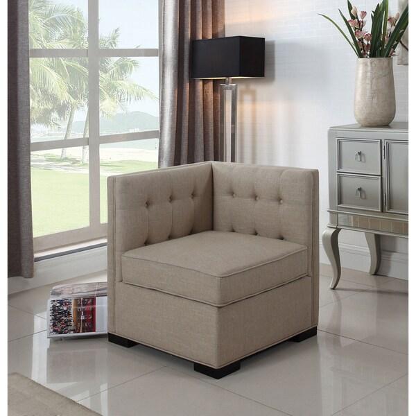 Shop Best Master Furniture Corner Accent Chair