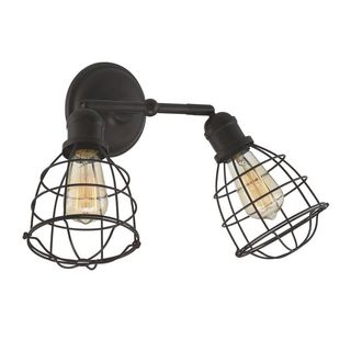 Scout 2-Light Wall Sconce