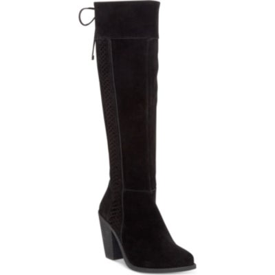 fde0f5b6e5f Jessica Simpson Women's Ciarah Black Suede Boots