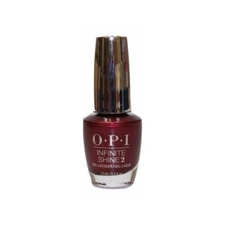 OPI Nail Lacquer Infinite Shine Bogota Blackberry