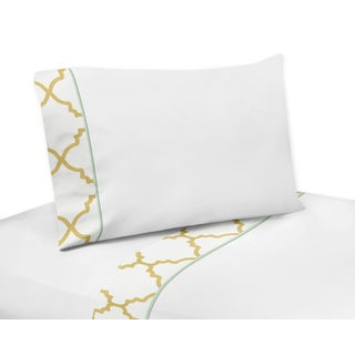 Ava Collection Twin and Queen Sheet Sets by Sweet Jojo Designs