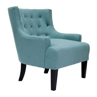 Best Master Furniture Upholstered Fabric Accent Chair
