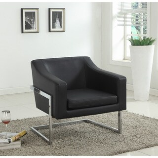 Shop Furniture Of America Jala Modern Faux Leather