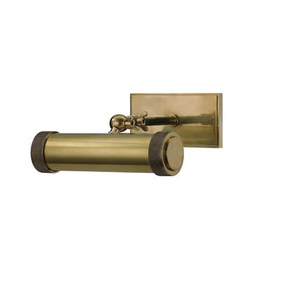 Hudson Valley Ridgewood 1-light Aged Brass Picture Light