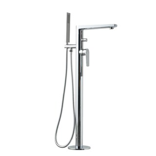 Maykke Adalbert Freestanding Single Lever Bathtub Faucet