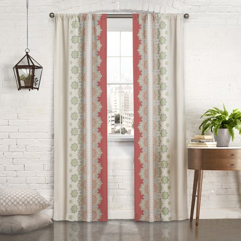 Pairs to Go Mantra Curtain Panel Pair