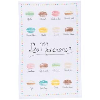 Les Macarons Kitchen Dishtowel by Now Designs