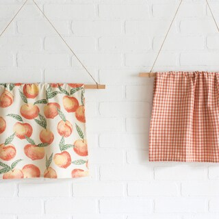 Peaches Kitchen Dishtowels by Now Designs