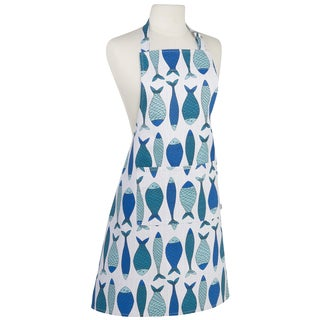 Fish Market Apron Basic Unisex by Now Designs