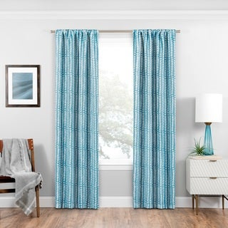 Eclipse Naya Blackout Window Curtain Panel