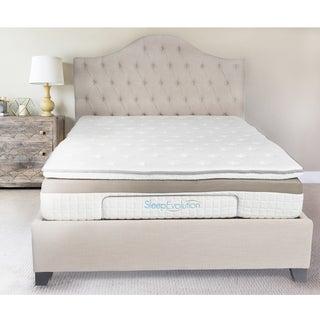 Sleep Evolution 12-inch King-size Luxury Gel Hybrid Mattress
