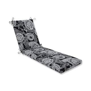 Pillow Perfect Outdoor/ Indoor Addie Night Chaise Lounge Cushion