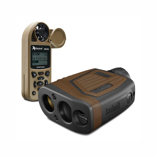 Bushnell Elite 1-Mile 7x26mm Rangefinder with Kestrel