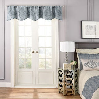 Simmons Beautyrest La Salle Blackout Window Valance