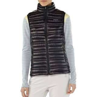 Patagonia Women's XS Black Ultralight Down Vest (Option: Black)|https://ak1.ostkcdn.com/images/products/14663756/P21200112.jpg?impolicy=medium