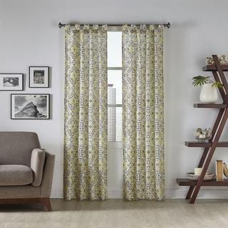 Pairs to Go Tiago Window Curtain Panel Pair (Set of 2)
